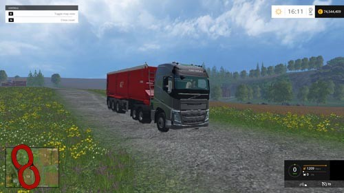 Photo of Farming Simulator 2015 – Volvo FH16 2012 Kamyon Yaması