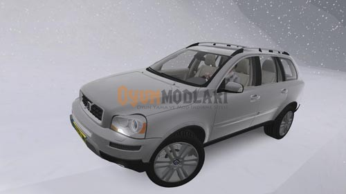 Photo of City Car Driving 1.4 – Volvo XC90 Araba Yaması