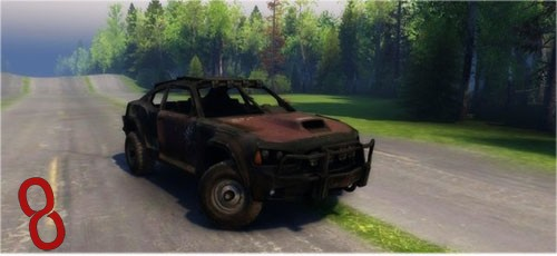 Photo of Dodge Charger 2006 Model Araba Modu – Spin Tires 2014