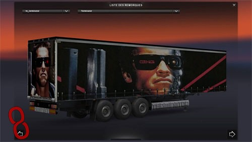 Photo of Terminatör Transport Dorse Modu – Euro Truck Simulator 2