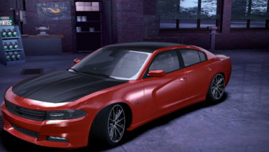 Photo of Dodge Charger R-T (Carbon)
