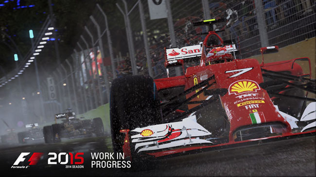 Photo of F1 2015 Ne Zaman Çıkacak ?