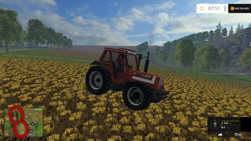 Photo of Fiat Agri 180 90 Traktör Yaması – Farming Simulator 2015