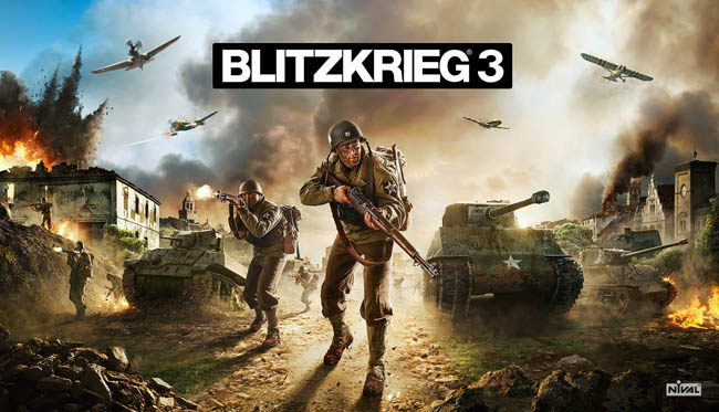 Photo of Blitzkrieg 3 Geliyor