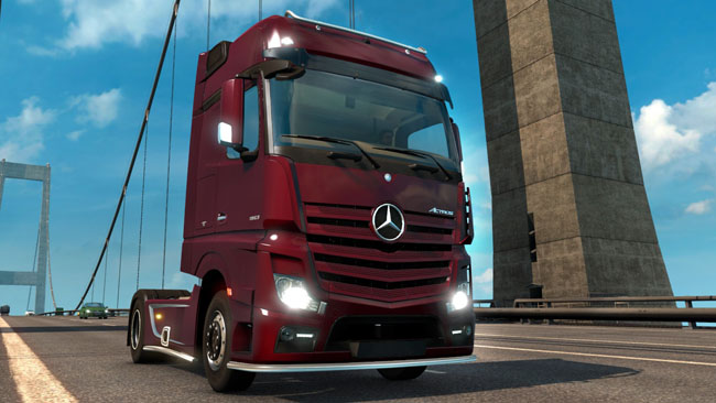 Photo of ETS 2 1.18 Versiyonu ile Mercedes-Benz Aramızda