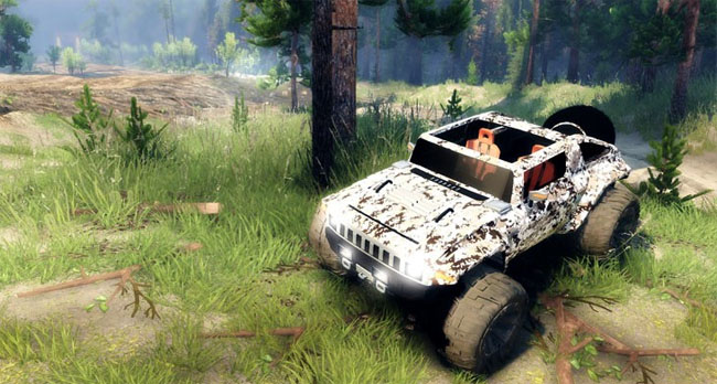 Photo of Hummer HX – Spintires 2014