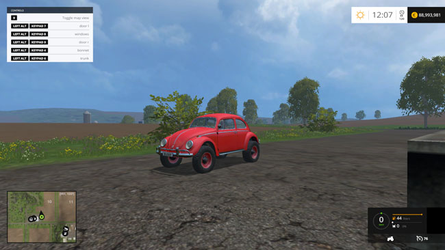 Photo of Farming Simulator 2015 – Volkswagen Off-Road Buggy Araba Yaması