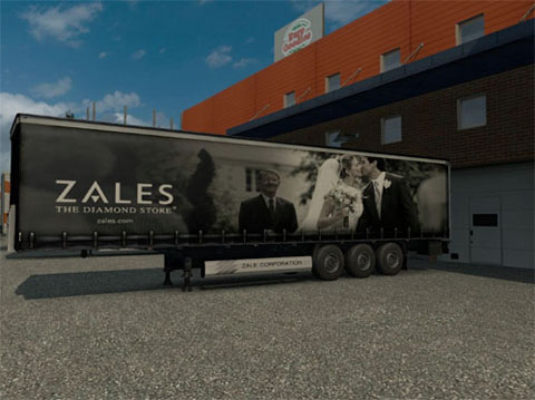 Photo of Zales Transport Dorse Modu – Euro Truck Simulator 2