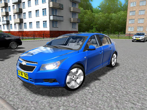 Photo of Chevrolet Cruze Hatch LTZ Araba Yaması – City Car Driving 1.4.1