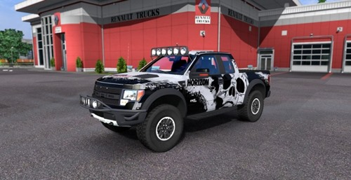 Photo of Ford F-150 – Euro Truck Simulator 2
