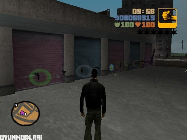 Photo of Gta 3 %100 SaveGame İndir