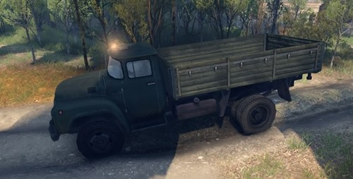 Photo of Zil 130 Kamyon Modu – Spin Tires 2014
