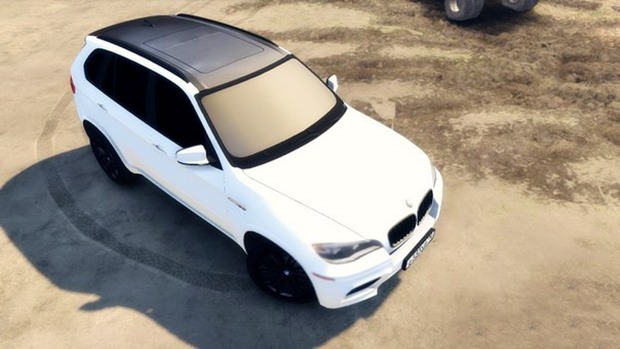 Photo of BMW X5 Araba Modu – Spin Tires 2014