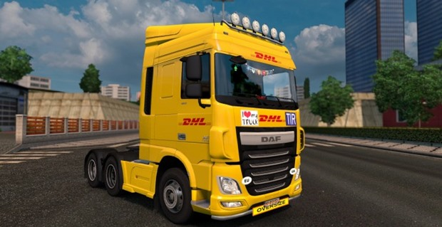 Photo of Daf XF Euro 6 Kamyon Modu – Euro Truck Simulator 2