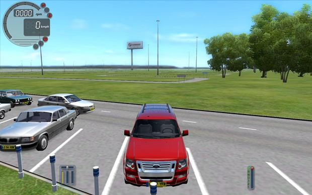 Photo of Ford Explorer Araba Yaması – City Car Driving 1.4.1