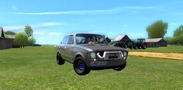 Photo of Vaz 2106 Araba Modu – City Car Driving 1.4.1