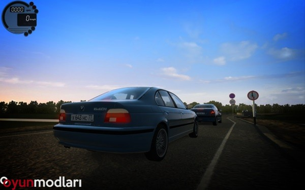Photo of City Car Driving 1.4.1 – BMW 540i E39 Araba Yaması