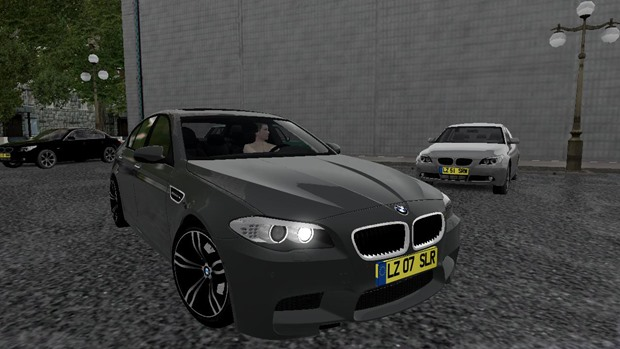Photo of BMW F10 M5 Araba Yaması – City Car Driving 1.4.1