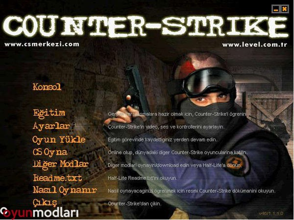 Photo of Counter-Strike 1.5 Hileleri