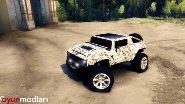 Photo of Spin Tires 2014 – Hummer HX V2