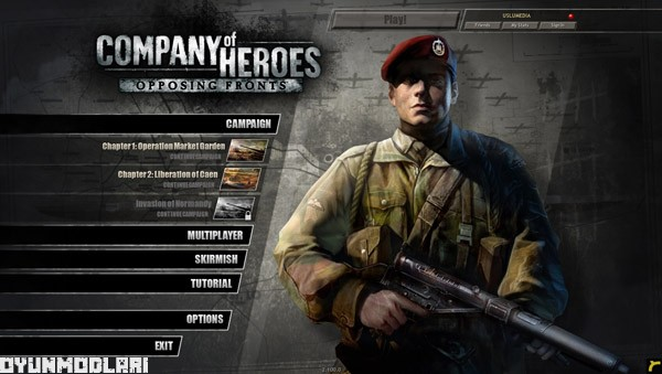 Photo of Company of Heroes: Opposing Fronts Save İndir