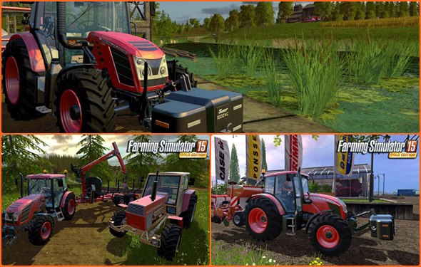Photo of Farming Simulator 15 Gold Edition DLC Yeni Resimler