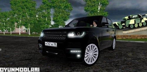 range rover startech araba yaması – city car driving 1.2.2 – oyun