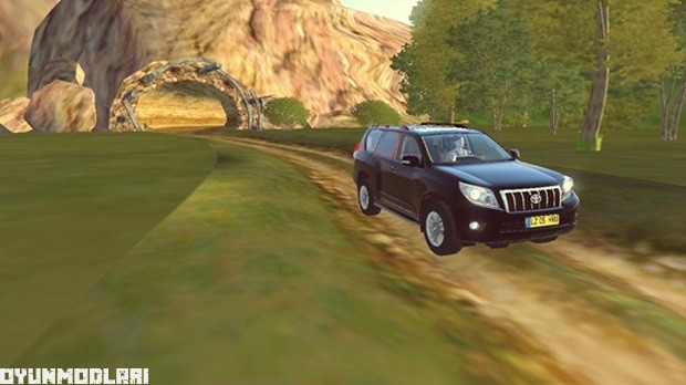 Photo of Toyota Land Cruiser Prado Araba Yaması – City Car Driving 1.2.2