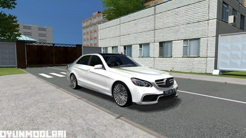 Photo of Mercedes BRABUS E900 Araba Yaması – City Car Driving 1.4.1