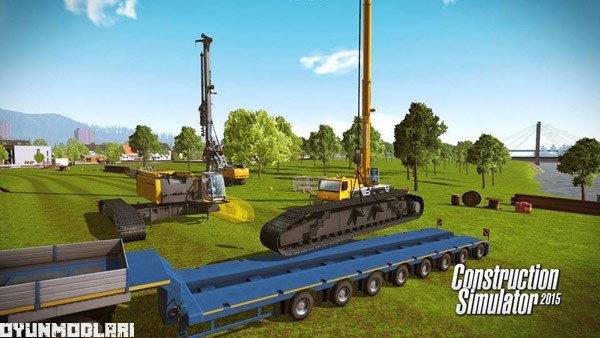 Photo of Construction-Simulator 2015 – DLC 4 Tanıtım Fragmanı