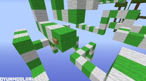 Photo of Obstacle Course 3 Haritası – Minecraft
