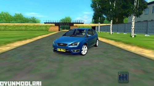Photo of Ford Focus ST – City Car Driving 1.2.2