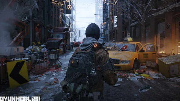 Photo of Tom Clancy's The Division Geliyor