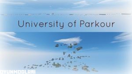 Photo of University Parkour Haritası – Minecraft