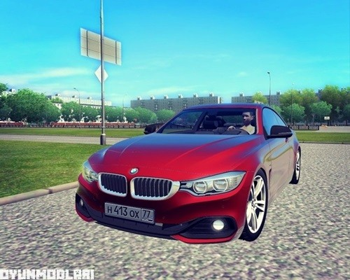 Photo of BMW 435i F32 Araba Yaması – City Car Driving 1.5.0