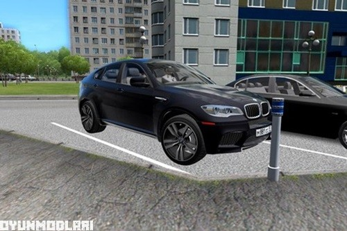 Photo of BMW X6M Araba Yaması – City Car Driving 1.5.0