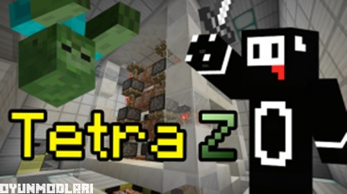 Photo of Tetra Z Haritası – Minecraft