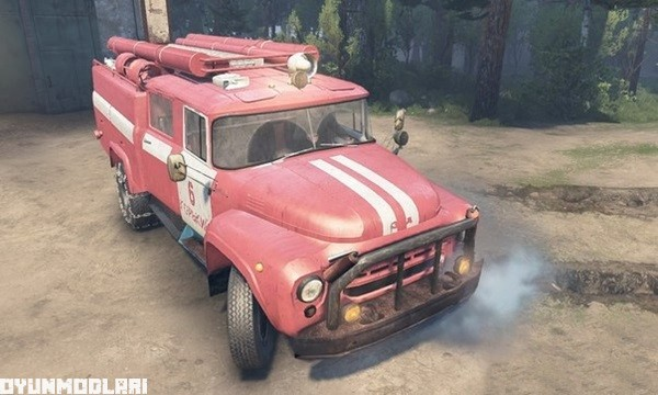 Photo of Zil 130 AC-40 Kamyon Modu – Spin Tires 2014