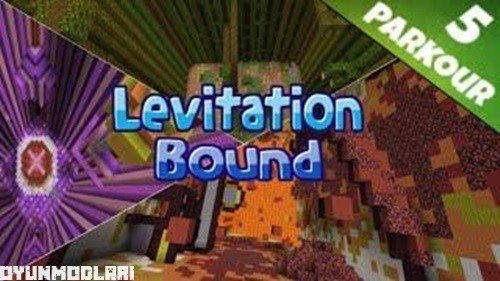 Photo of Levitation Bound Parkur Haritası – Minecraft