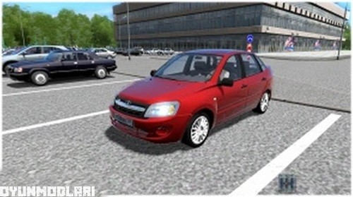 Photo of Vaz 2190 Araba Yaması – City Car Driving 1.5.0