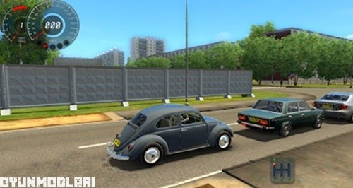 Photo of Volkswagen Beetle 1963 Model Araba Yaması – City Car Driving 1.5.0