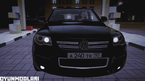 Photo of Volkswagen Touareg R50 Araba Yaması – City Car Driving 1.5.0