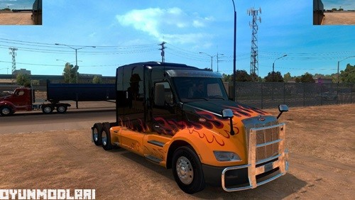 Photo of Küçük Ayna Modu – American Truck Simulator