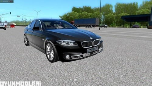 Photo of BMW 535i xDrive F10 Araba Yaması – City Car Driving 1.5.0