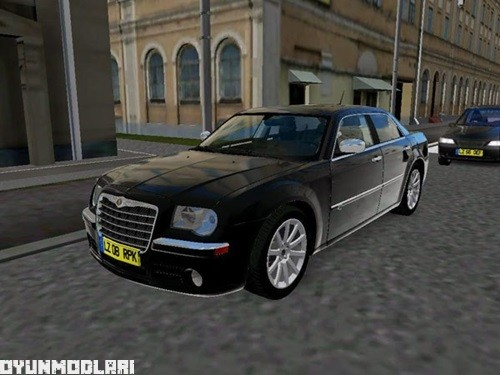 Photo of Chrysler 300C Araba Yaması – City Car Driving 1.5.0