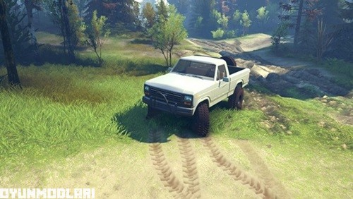Photo of Ford F150 1986 Pick-up Yaması – Spin Tires 2014