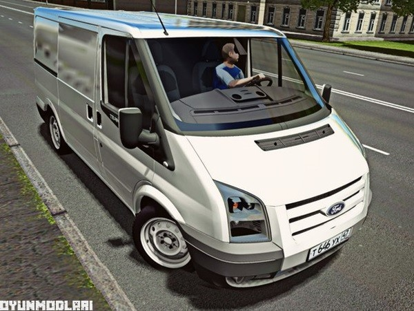 Photo of Ford Transit 1.8 TDi – City Car Driving 1.5.0