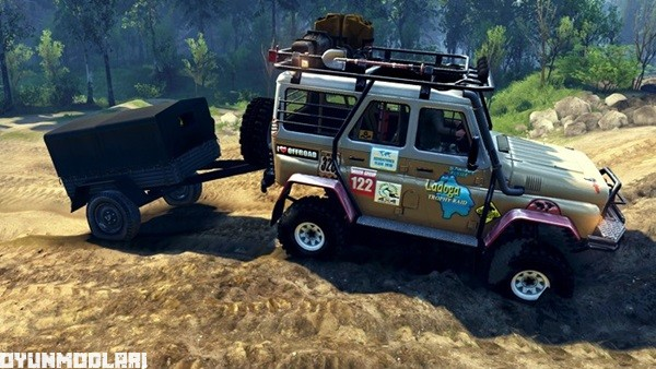 Photo of UAZ 3154 – Spin Tires 2014