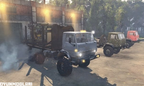 Photo of Kamaz 4310 Kamyon Modu – Spin Tires 2014
