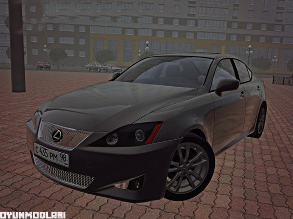 Photo of Lexus IS 350 Araba Yaması – City Car Driving 1.5.0